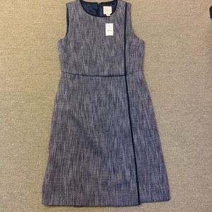 NWT Jcrew Suiting Dress